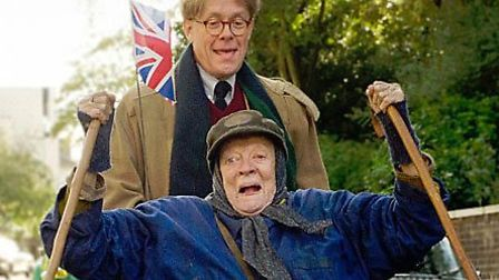 The Lady in the Van - Dame Maggie Smith and Alex Jennings