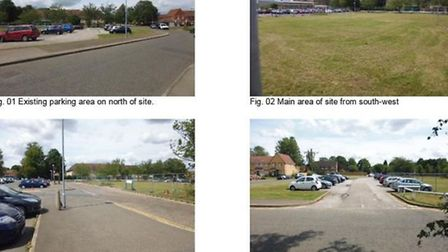 Additional parking proposal at the Princess of Wales Hospital