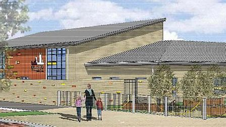 Proposed Isle of Ely primary school