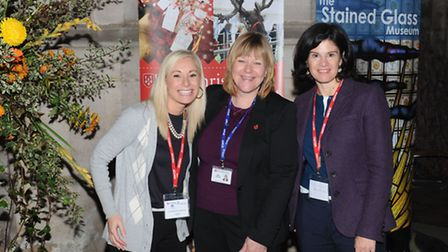 Flashback to East Cambs Careers and skills event Ely Cathedral