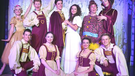 Snow White and the Seven Dwarfs, by KD Productions,