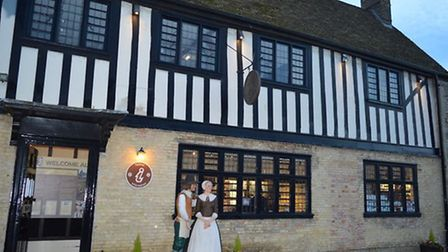 A Puritan Christmas Party comes to Oliver Cromwell's House next weekend