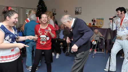 Heron House, March. Xmas Fayre. Picture: Steve Williams.
