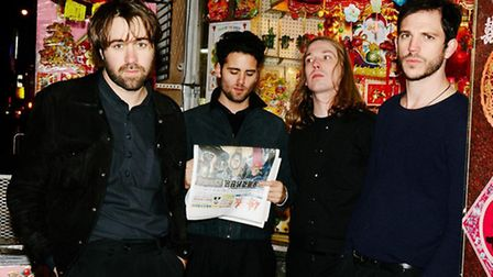 The Vaccines are set to play at the Cambridge Corn Exchange on Wednesday November 25.