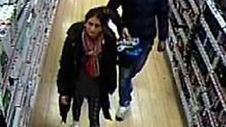 Police issue images from Super Drug in Ely