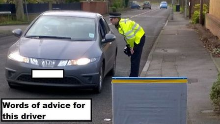 East Cambs Police, Drink drive campaign.