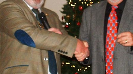 Ely Rotary Club's annual Christmas lunch