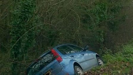 Incidents in East Cambs (Station Road, Wilburton)