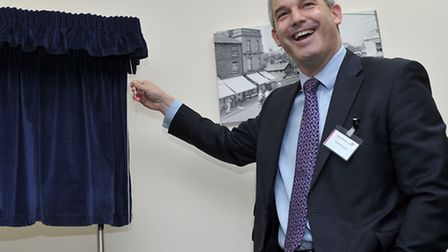 Fraser Dawbarns LLP Official Opening. of the March office. Picture: Steve Williams.