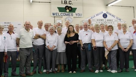 Wisbech bowls club can stay at the Hudson