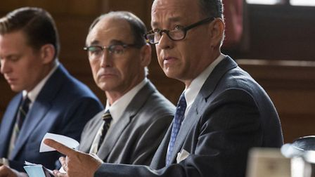Bridge of Spies now showing at The Light