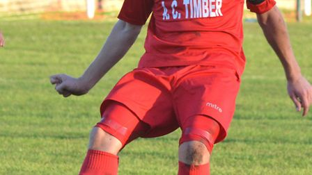 Diss Town 3-3 Ely City: James Seymour's fifth goal in five games looked to have secured all three po