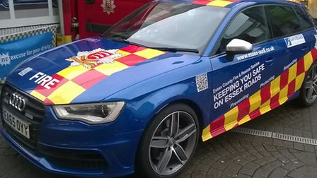Drink driving Christmas crackdown was launched in Harlow today (Monday).