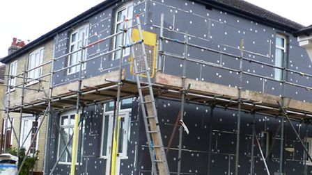 Gift wrapped homes in Soham