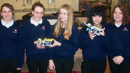 Ely College students take part in STEM day