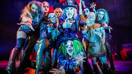 The Circus of Horrors comes to the Cambridge Corn Exchange this month