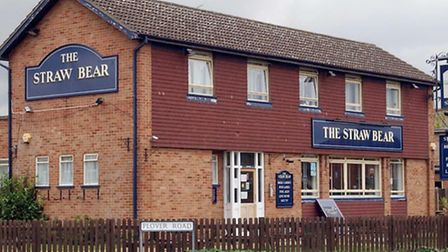 The Straw Bear pub in Whittlesey.