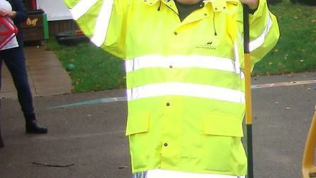 Lollipop ladies (and men, of course) win the day in Cambridgeshire