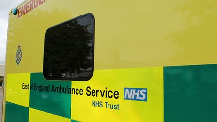 Ambulance crews went to Cuttys Lane but the teenager died at the scene