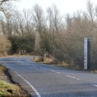 The A1101 at Welney has been reopened after being closed for a week due to flooding. Picture: Steve