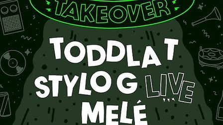 Toddla T Takeover