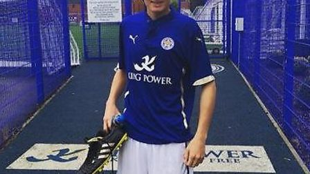 March Town's Rob Conyard impressed on his recent trial for Premier League title-chasers Leicester Ci