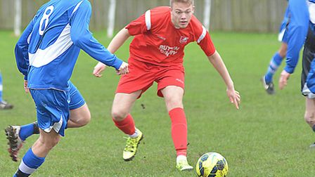 Ely City Reserves were beaten 6-2 by in-form Milton last Saturday. Pictures: Helen Drake