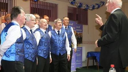 Hereward Harmony were the special guests at the recent North East Cambridgeshire Conservative Associ
