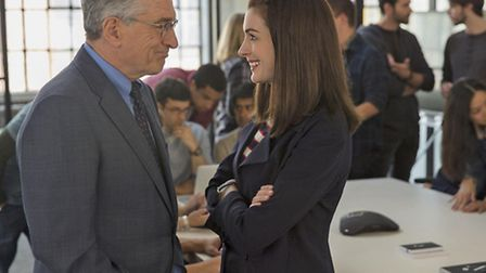 The Intern is showing at Chatteris Community Cinema