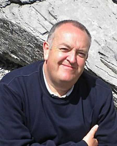 Professor David Britain is part of a team that has developed the English Dialect app, which aims to