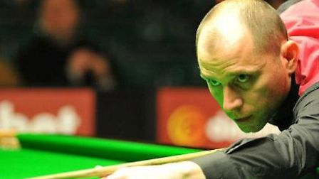 Joe 'Gentleman' Perry made it through to the semi-finals of the BetVictor Welsh Open, where he was k