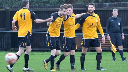 March Town made light work of Dereham Town Reserves last weekend, beating them 5-2. Picture: Steve W