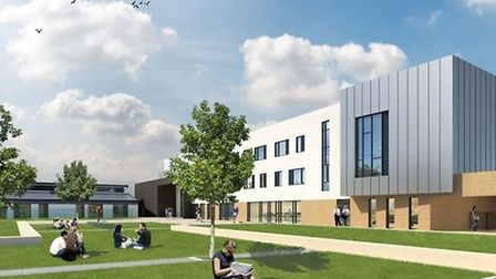 This is what the £37.5 million education and leisure complex in Littleport will look like