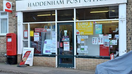 The Post Office on High Street could be moved down the street to the premises of SPAR. Picture: Ste