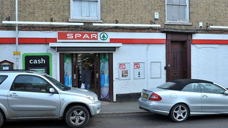 The Post Office have proposed to move Haddenham's office to the SPAR on High Street. Picture: Steve