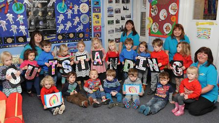 Rainbow Pre School Ely gets an outstanding Ofsted Report