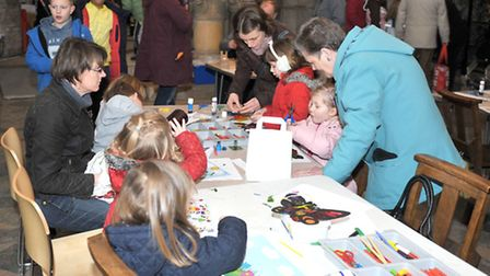 Ely Cathedral Open fun day. Picture: Steve Williams.
