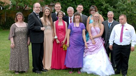 The first prom for FACET in March in summer 2015. Joined by Miss England Amber Twell. Manager Kris H