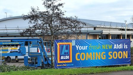 Aldi is to open on Bridge Street, Chatteris, on Thursday March 3 at 8am.