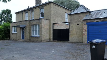 The Vicarage (The Rectory) Main Street. Witchford which has been sold. Picture: Steve Williams.