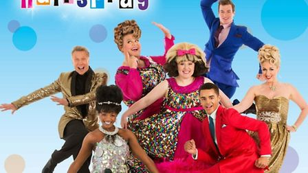 Hairspray comes to the Cambridge Corn Exchange this week
