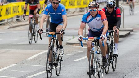 Cyclists are being encouraged to hit the road by Alzheimer's Research UK, who have teamed up with th