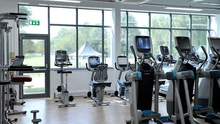 George Campbell leisure centre, March; one of four centres that a new £44,000 'can do' business mana