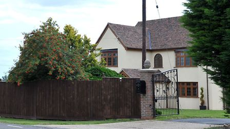 9 Stretham Road, Wicken; subject to appeal to the Secretary of State following an enforcement notice