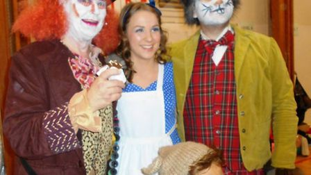 Witchford Amateur Dramatic Society's 'Alice in Wonderland'