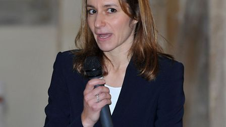 Lucy Frazer SE Cambs MP