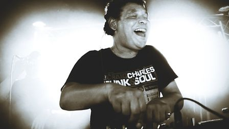Craig Charles brought his funk and soul to Cambridge Junction