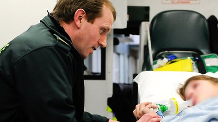 Praise for East of England Ambulance Service following survey