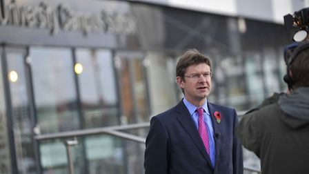 Local government Secretary Greg Clark will make the final decision on devolution - will he tell the