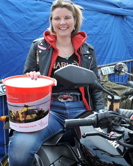 Crowning Around bike show at Littleport. Picture: Steve Williams.